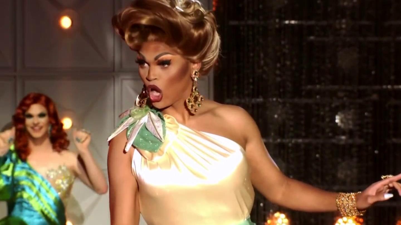 RuPaul's Drag Race: Olivia Lux & Symone's 'Break My Heart' Lip Sync