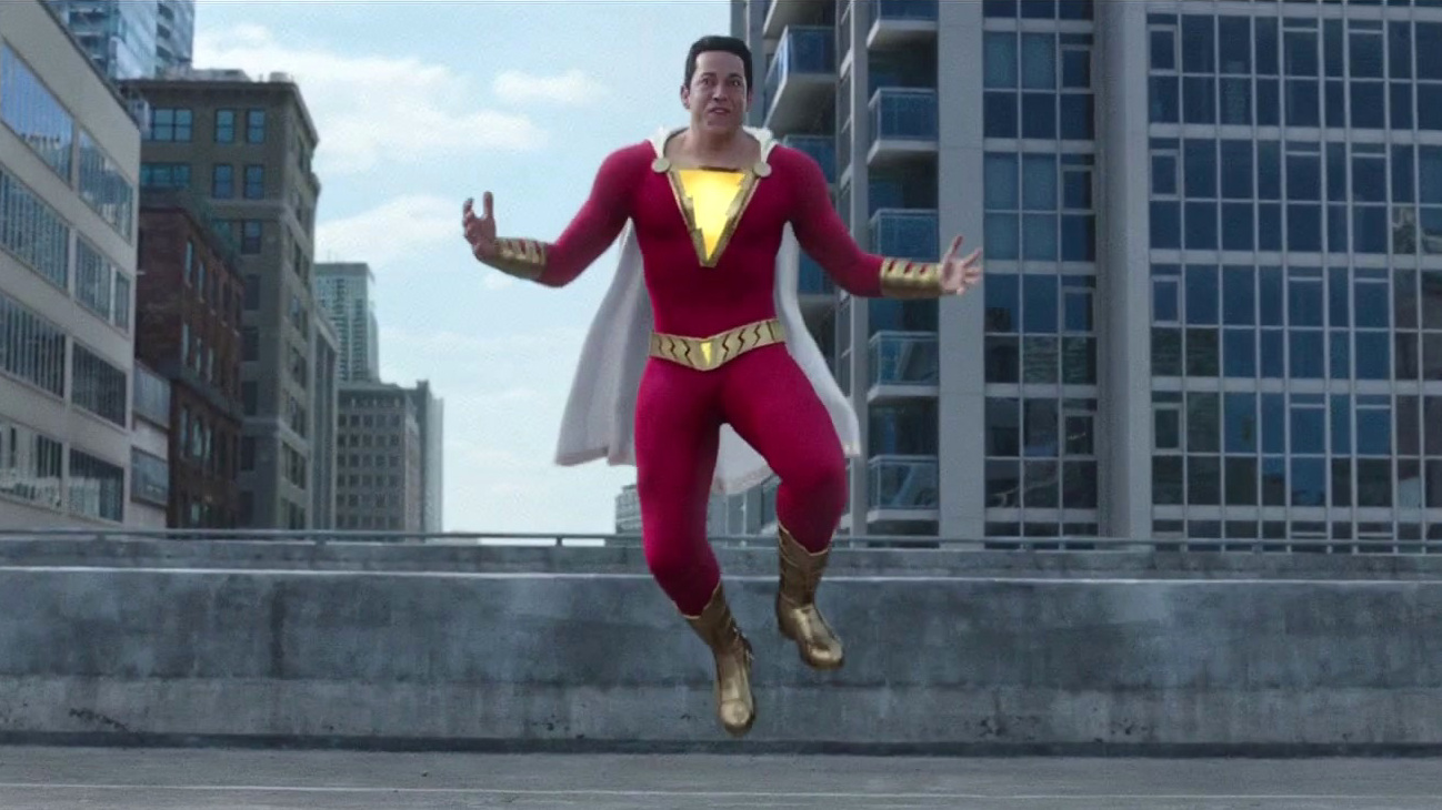 Shazam!: I Can Fly!
