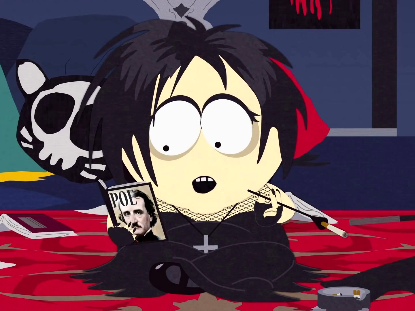 South Park: Goth Kids 3: Dawn of the Posers