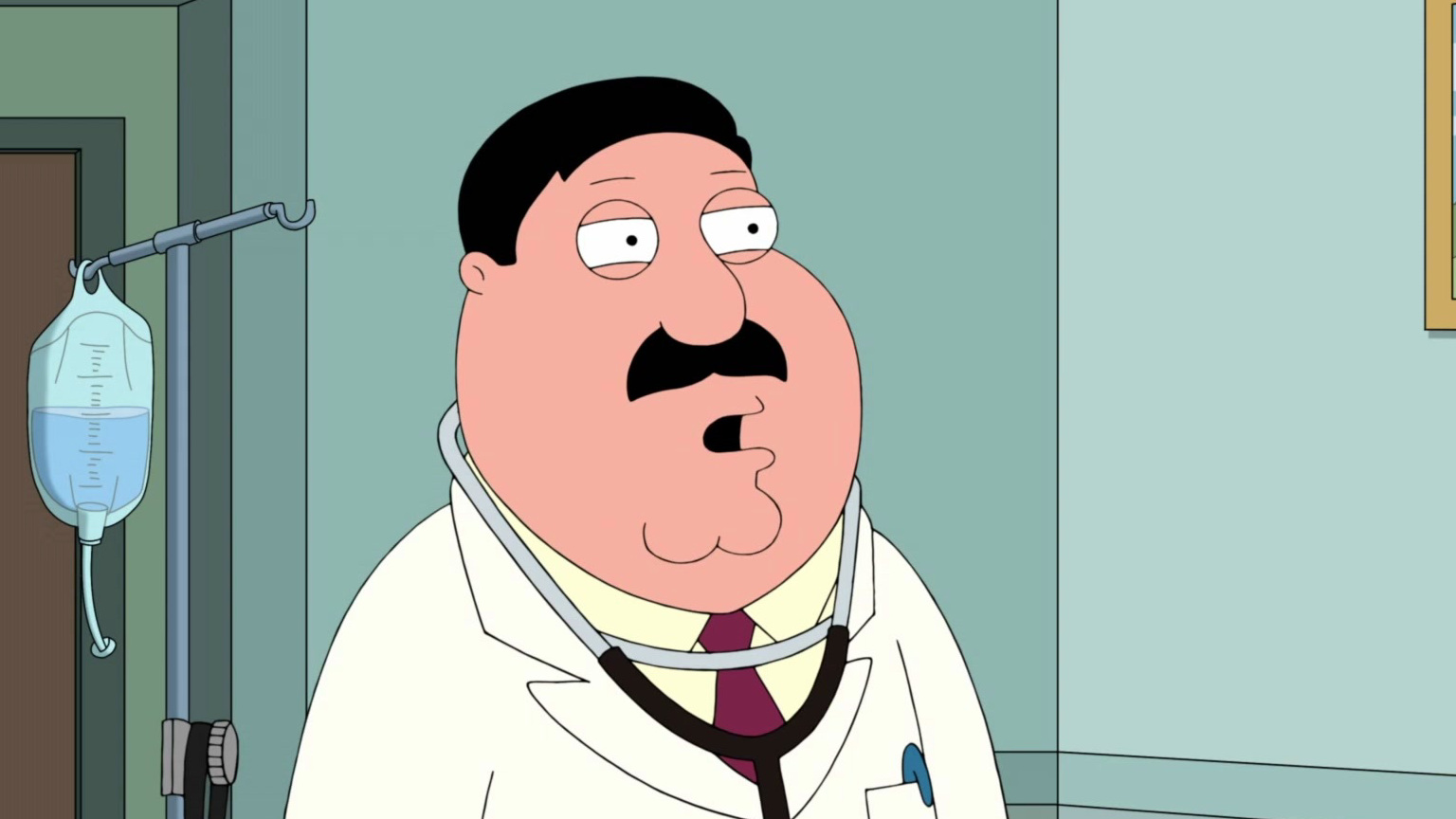 Family Guy: The Griffins Are Struck With The Flu