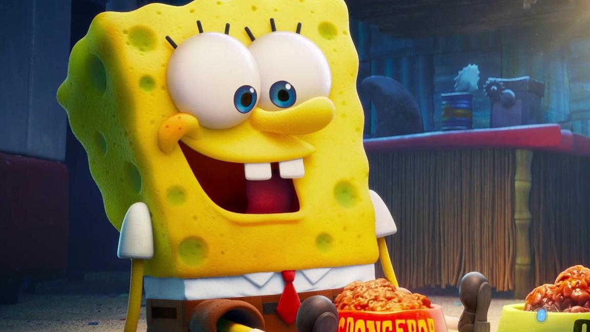 The Spongebob Movie: Sponge On The Run (Trailer 1)