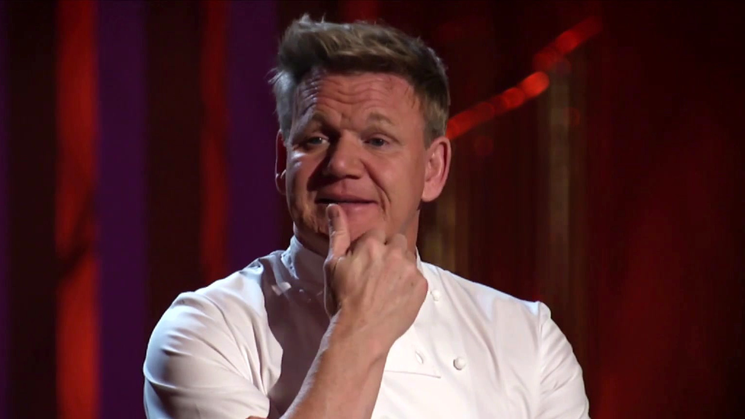 Hell's Kitchen: Gordon Sends A Chef Home
