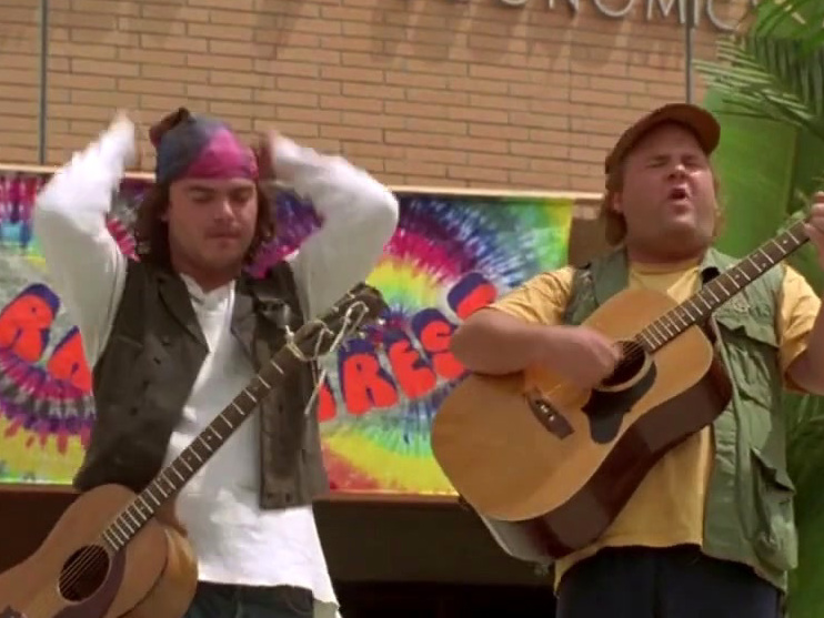 Bio-Dome: On Campus With Tenacious D