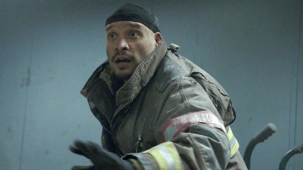 Chicago Fire: Trapped