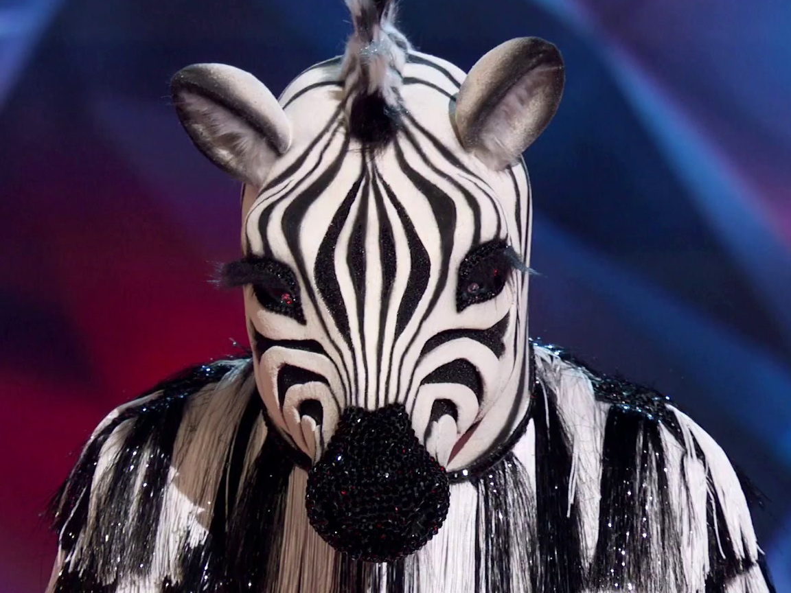 The Masked Dancer: Brian Thinks Zebra Is A Boxer