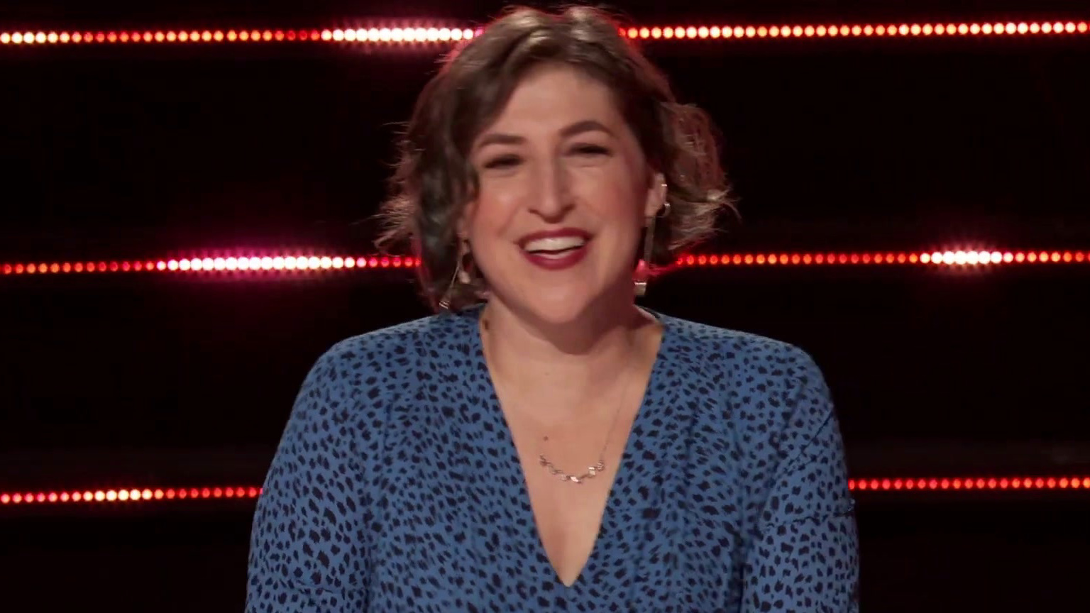 The Masked Dancer: Ken & Mayim React To Tulip's Performance