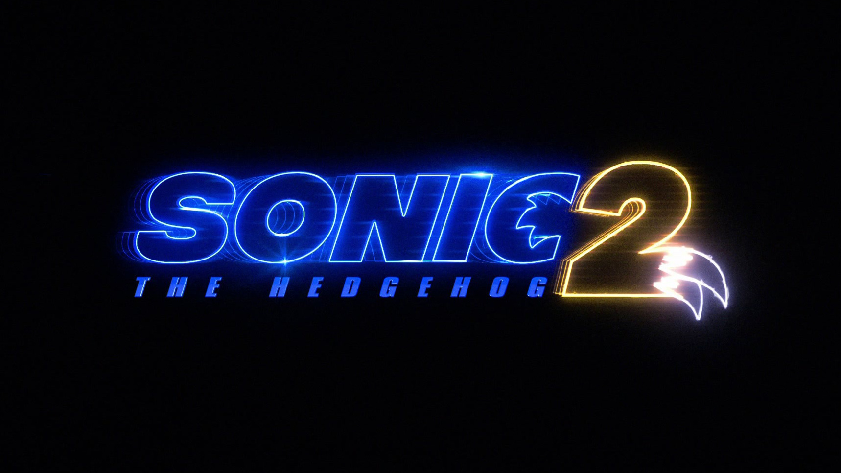 Sonic The Hedgehog 2 (Title Announcement)