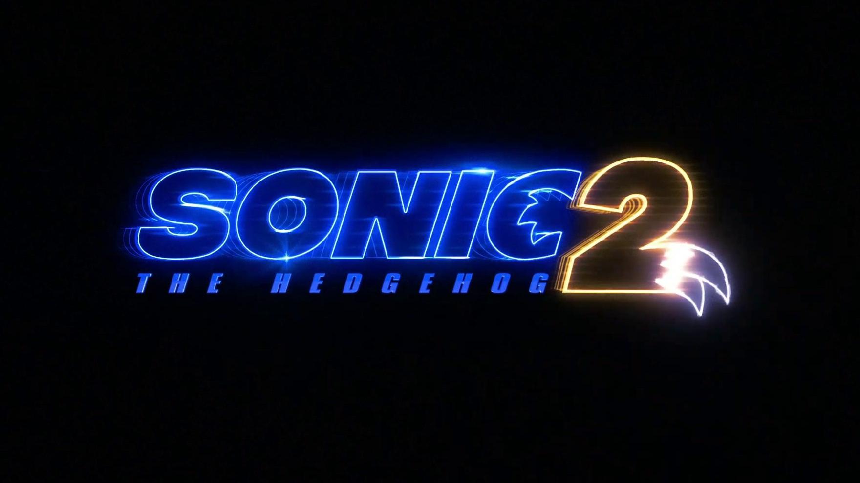 Sonic The Hedgehog 2 (Australia Title Announcement)