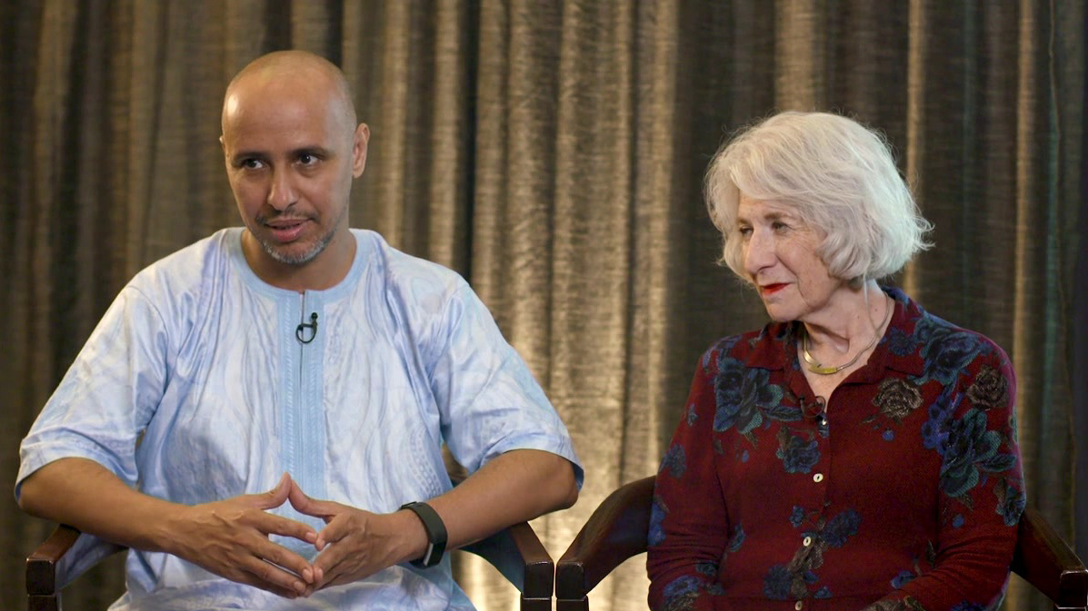 The Mauritanian: Mohamedou Slahi & Nancy Hollander On Writing A Book That's Being Turned Into A Film