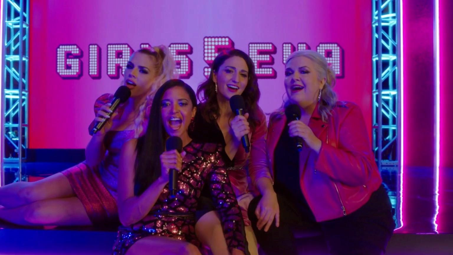 Girls5eva: Announcement Teaser