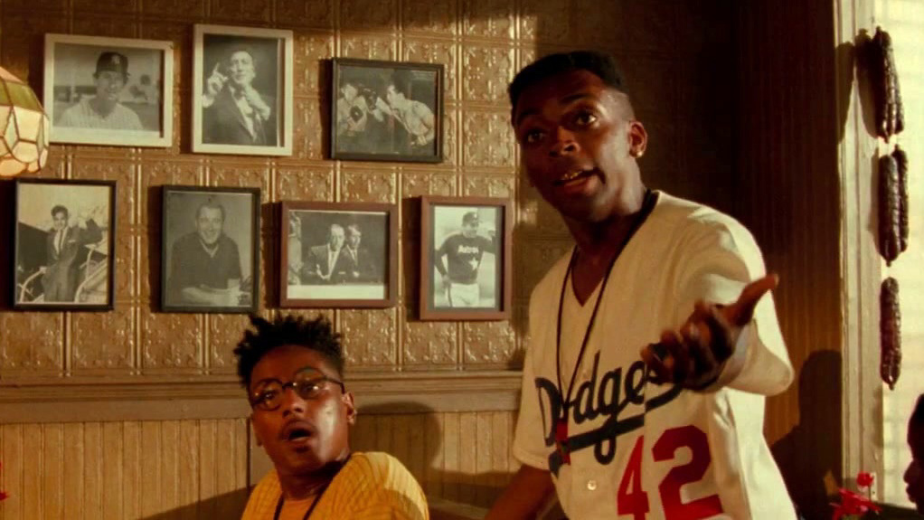 Do The Right Thing: How Come You Ain't Got No Brothers Up On The Wall?