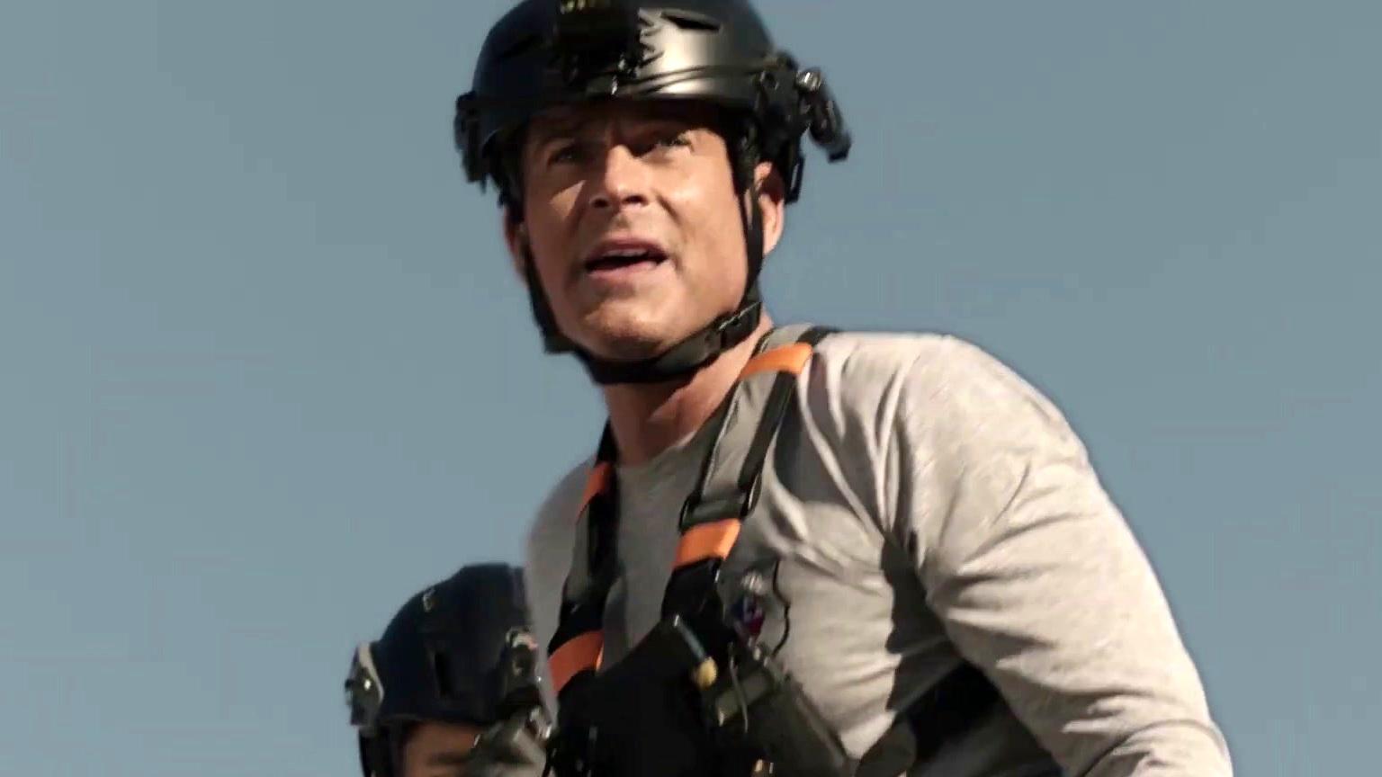 9-1-1: Lone Star: Owen & T.K. Navigate A Dangerous Minefield