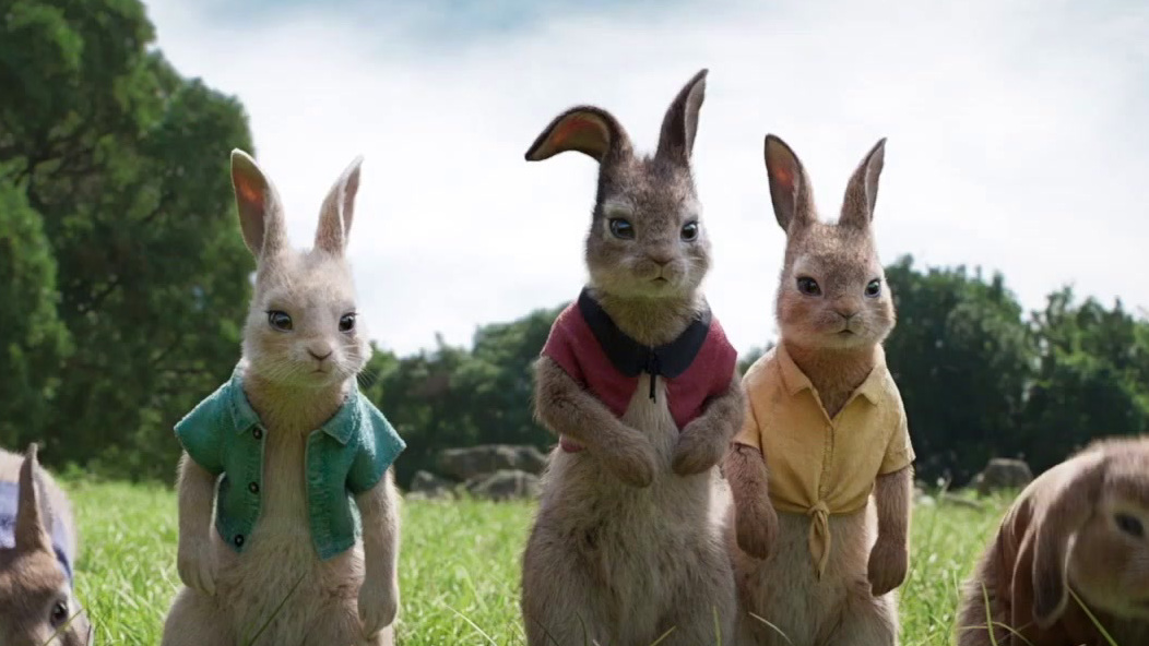 Peter Rabbit 2: The Runaway (Australia Spot 1)