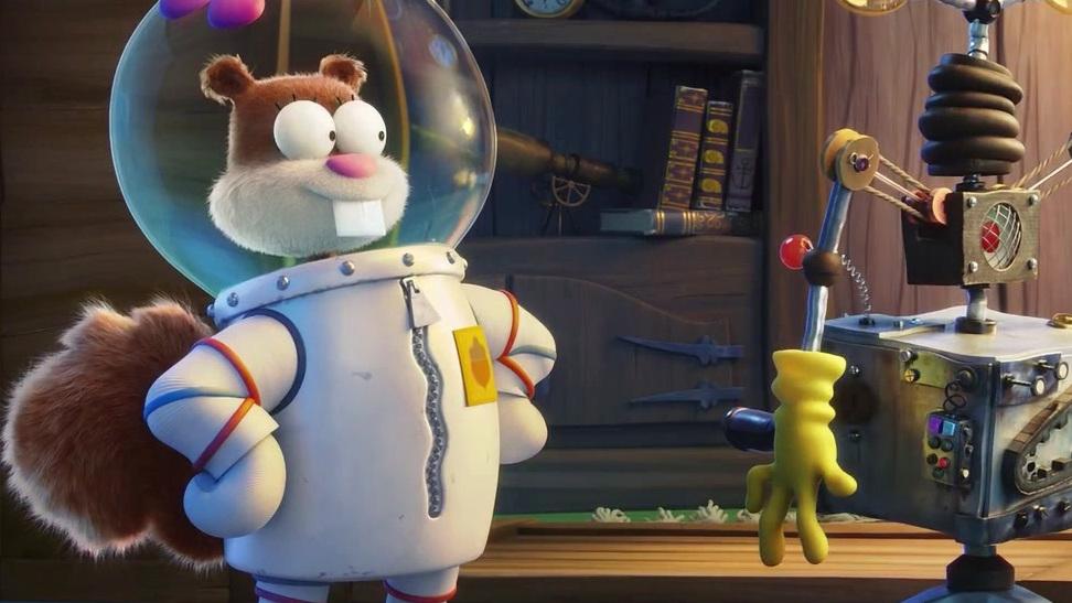 The Spongebob Movie: Sponge On The Run: Meet Otto