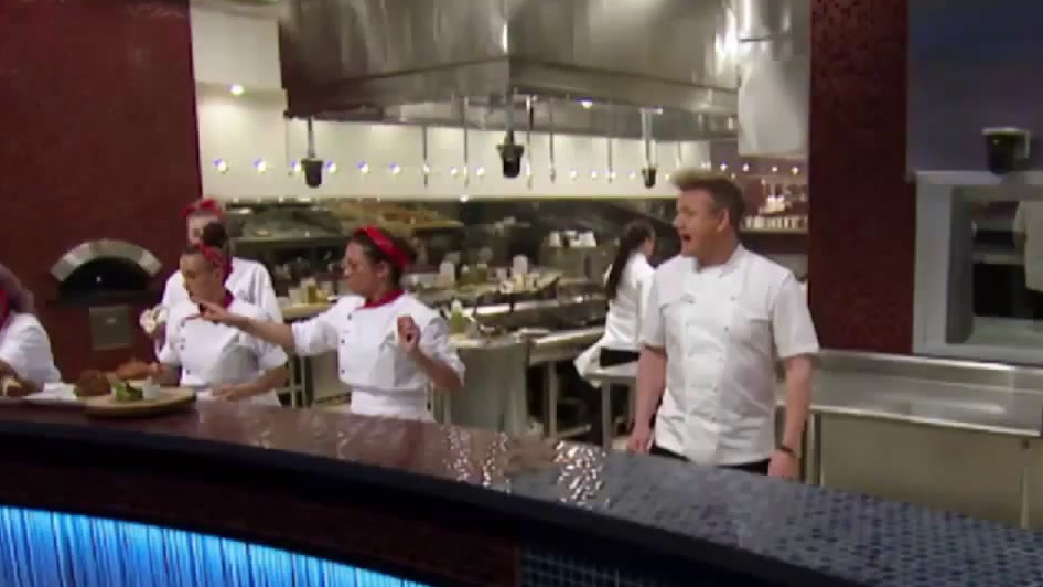 Hell's Kitchen: There's Something About Marc