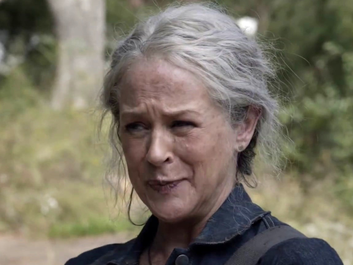 The Walking Dead: Carol Wants To Hunt