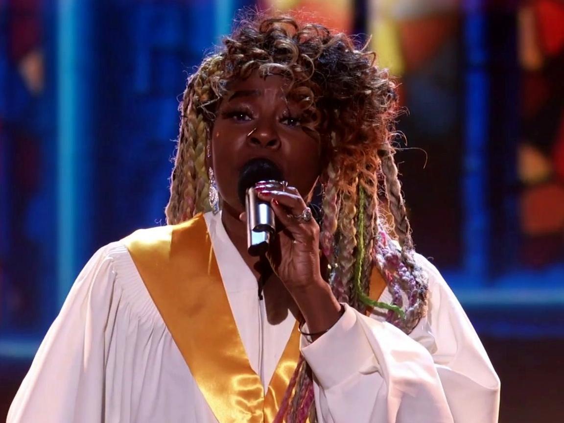 Game Of Talents: Performance: Gospel Singer