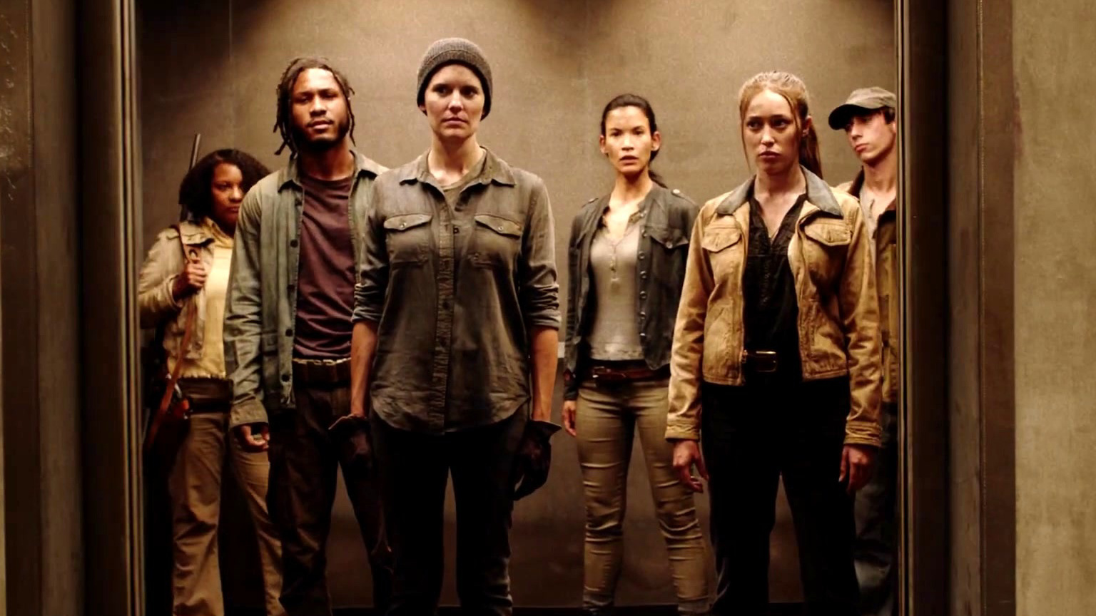Fear The Walking Dead: The End Is The Beginning