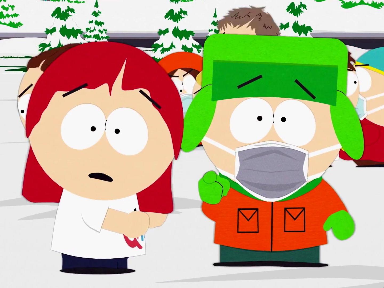 South Park: Kommunity Kidz vs Lil' Q-ties