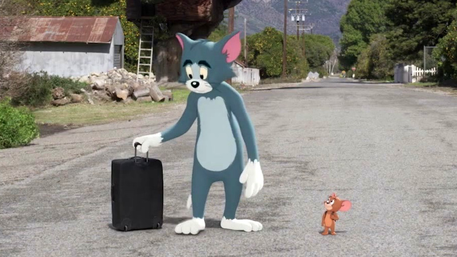 Tom And Jerry (UK Digital Trailer 1)