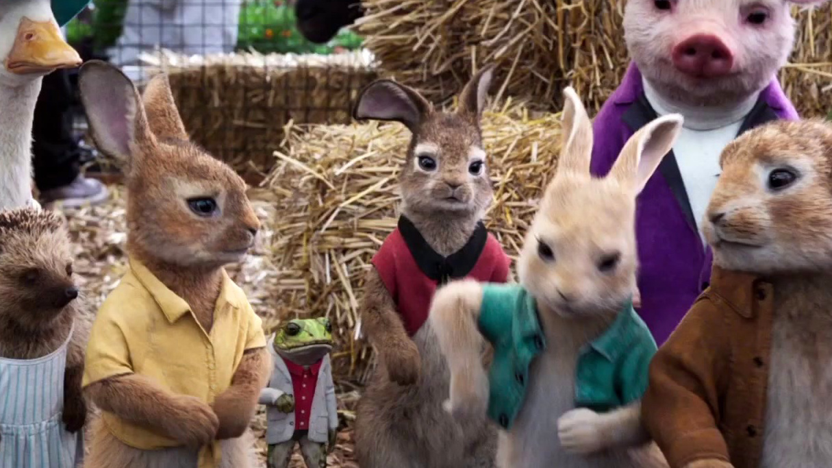 Peter Rabbit 2: The Runaway: Things To Know (New Zealand Vignette)
