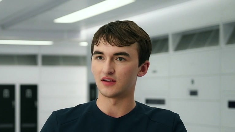 Voyagers: Isaac Hempstead Wright On His Reaction To The Script