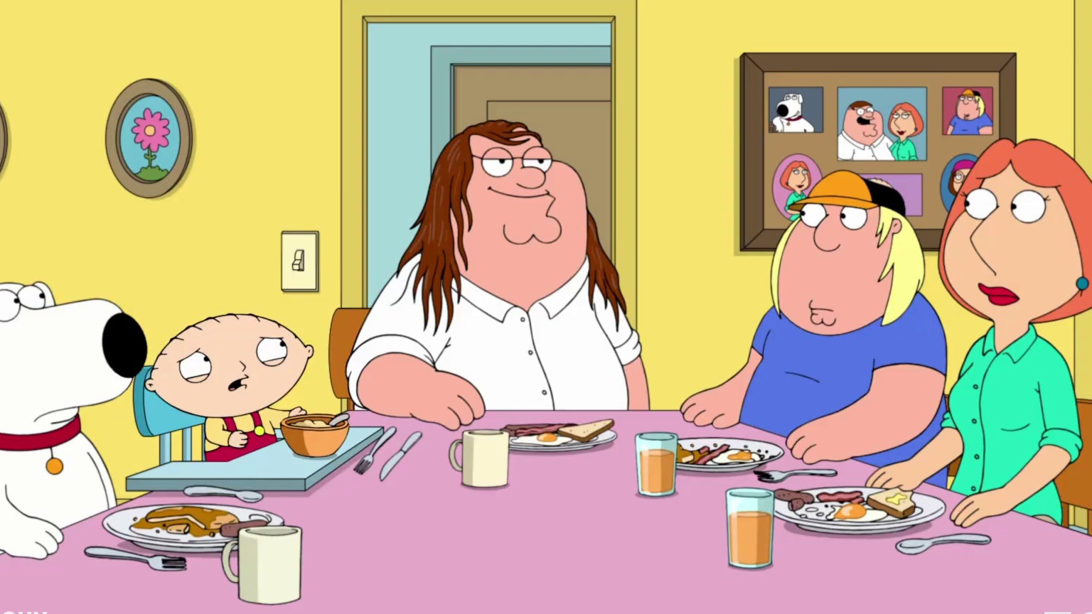 Family Guy: Who's Brian Now?