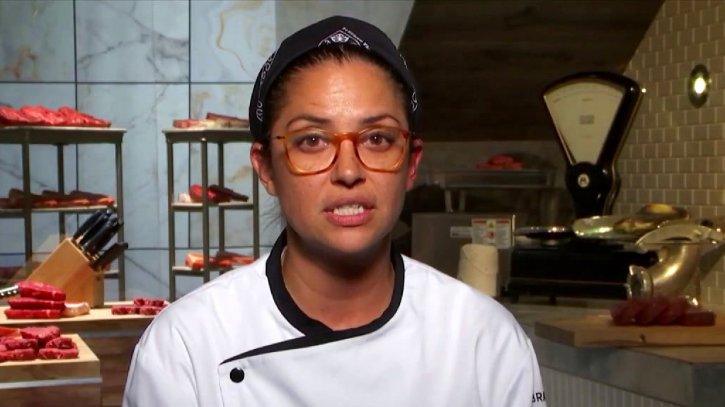Hell's Kitchen: Kori Takes Charge