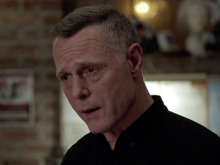 Chicago P.D.: Upton And Voight Arguing