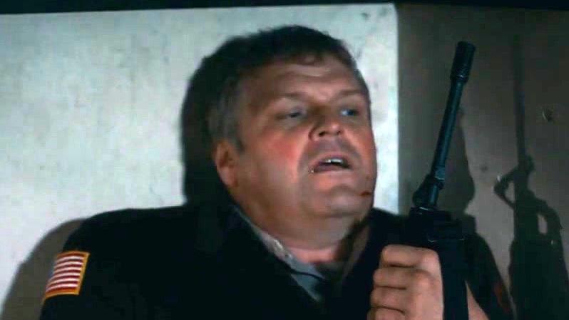 First Blood: Rambo Vs. The Sheriff (UK)