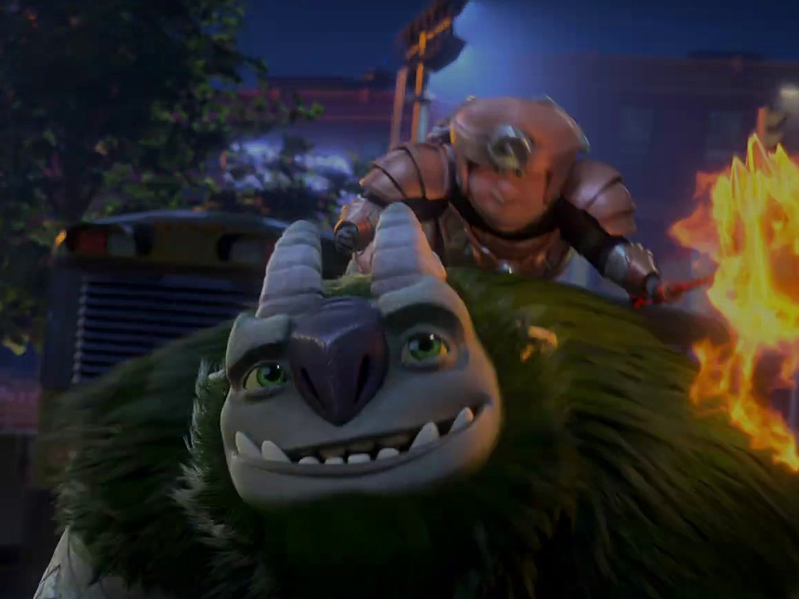 Trollhunters: Rise Of The Titans (Date Announcement)