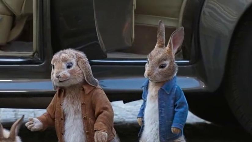 Peter Rabbit 2: The Runaway (UK Trailer 1)