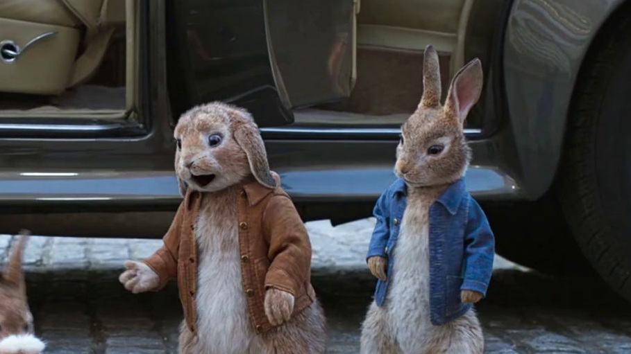 Peter Rabbit 2: The Runaway (Australia Trailer 2)