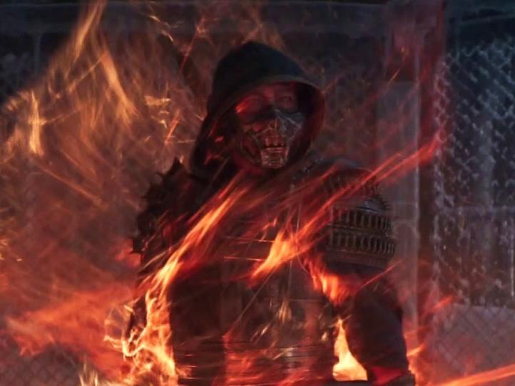 Mortal Kombat: Chosen (UK Spot)