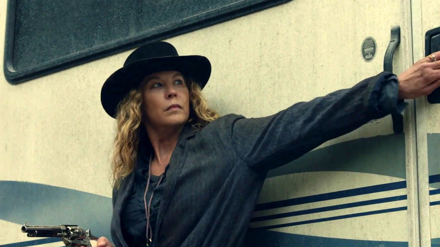 Fear The Walking Dead: June Searching For Answers