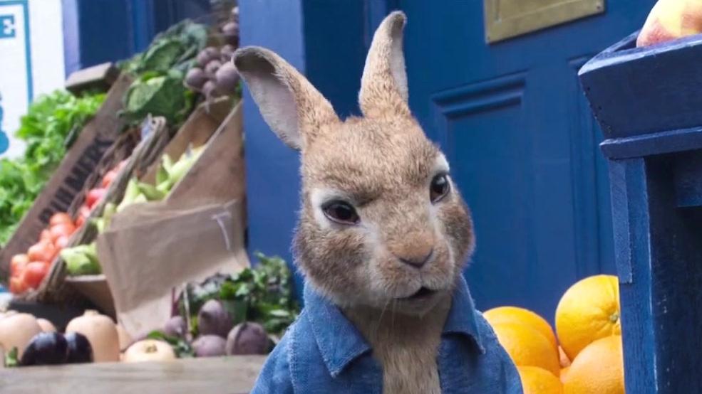Peter Rabbit 2: The Runaway: Baddie Baddie (UK)