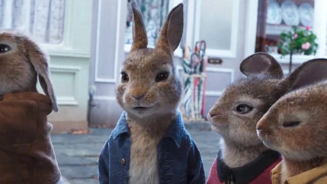 Peter Rabbit 2: The Runaway: Distraction (UK)