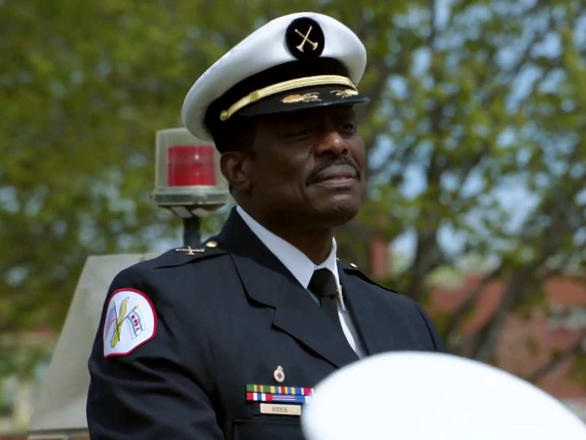 Chicago Fire: Mouch Is Given The Firefighter's Award Of Valor