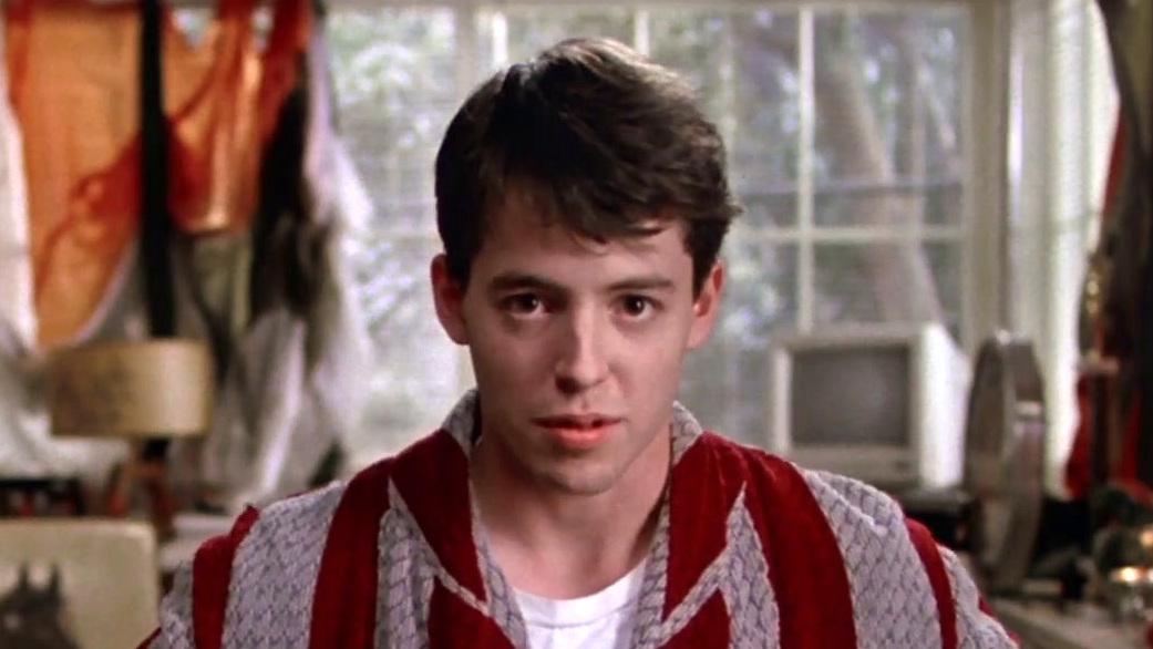 Ferris Bueller's Day Off (Home Ent. Trailer)