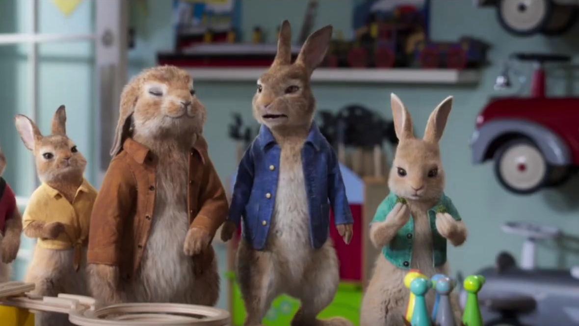 Peter Rabbit 2: The Runaway: Mischievous (Vignette)