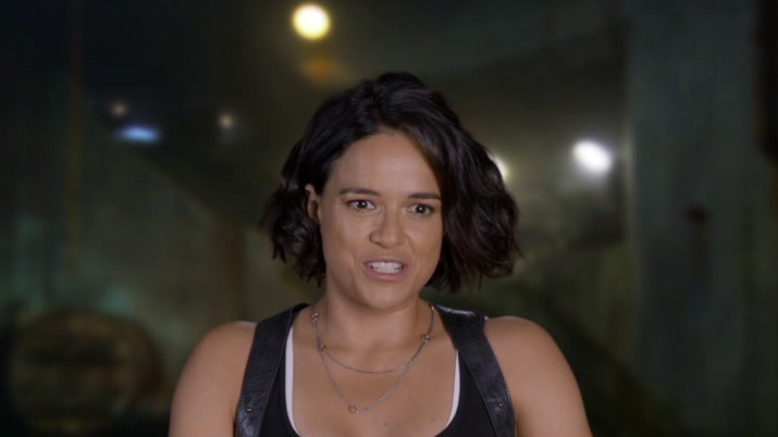 F9: Michelle Rodriguez On The Women In The Movie