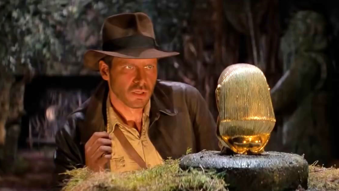 Indiana Jones And The Raiders Of The Lost Ark (UK 4K Trailer)