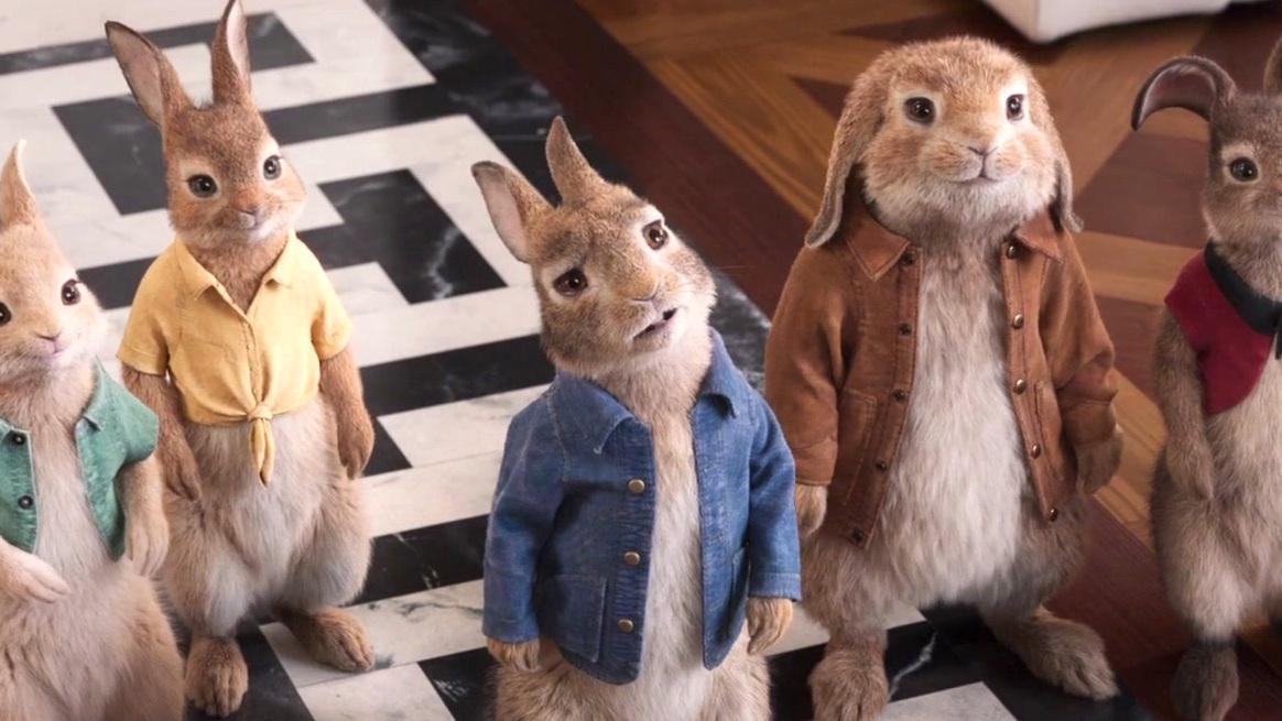 Peter Rabbit 2: The Runaway: Ringleader