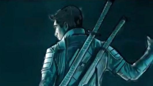 Snake Eyes: G.I. Joe Origins: Storm Shadow Comic Book Piece