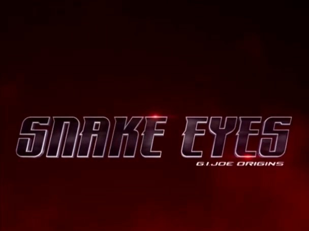 Snake Eyes: G.I. Joe Origins: Scarlett Comic Book Piece