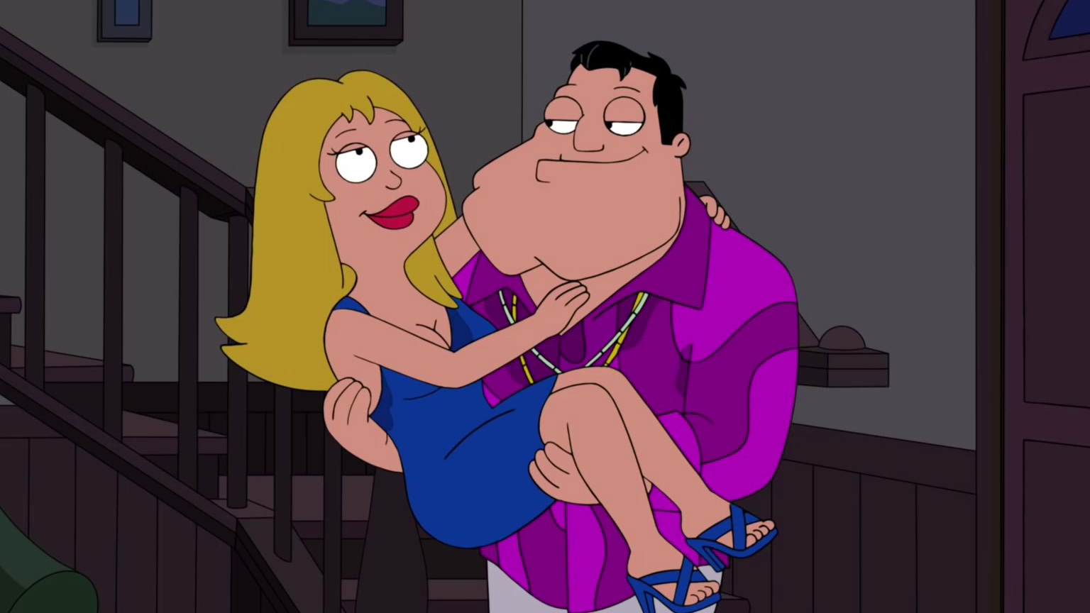 American Dad!: Henderson's Last Assignment