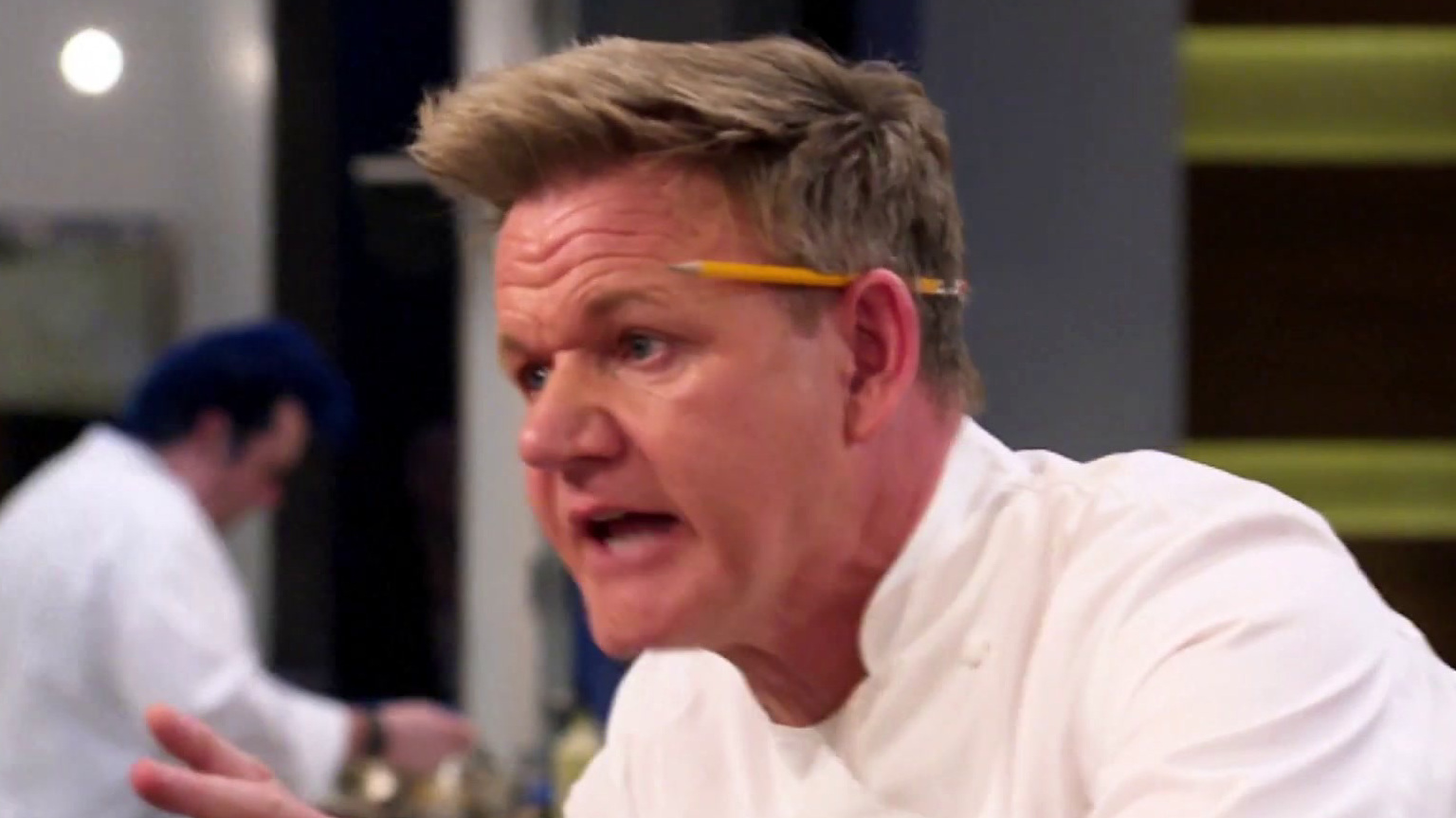 Hell's Kitchen: Stirring The Pot