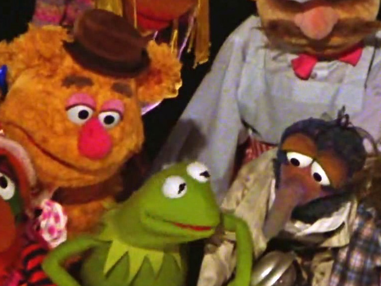 The Great Muppet Caper (Fathom Events Trailer)