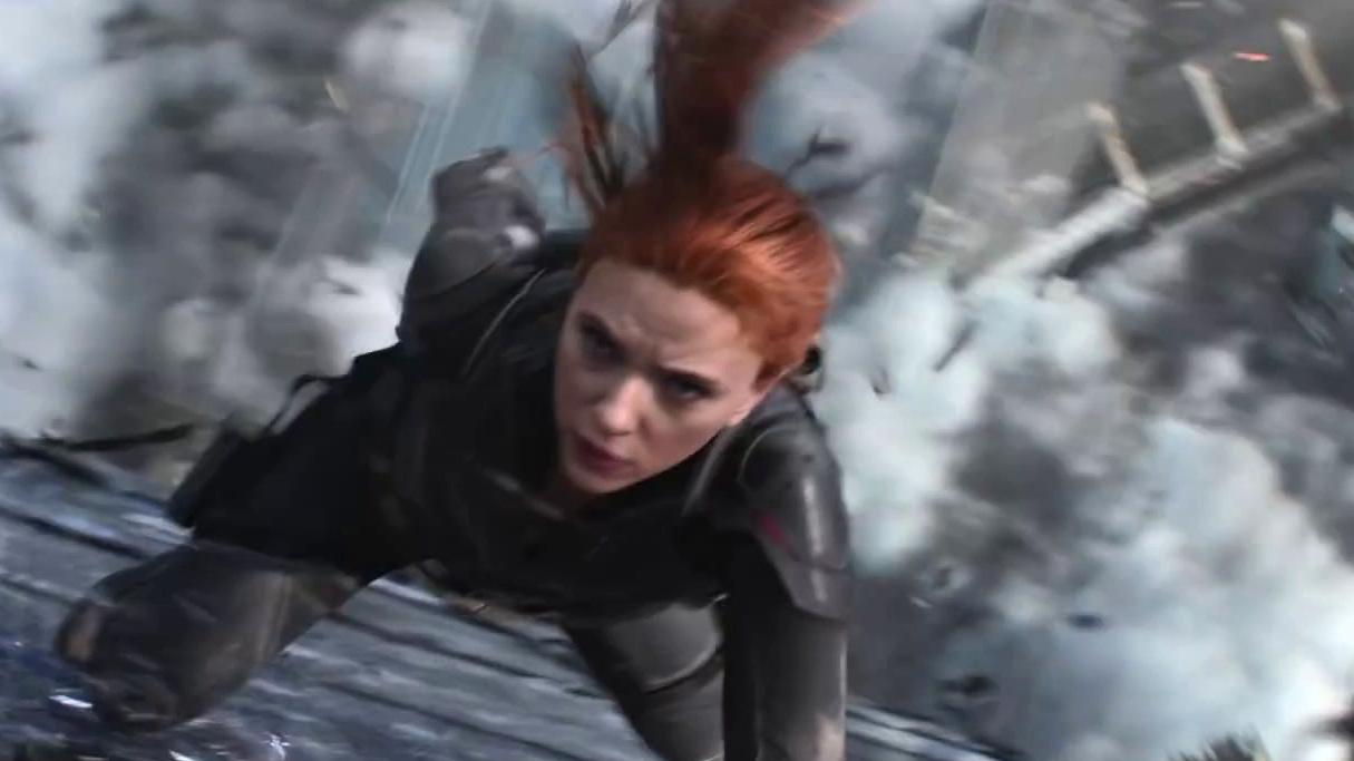 Black Widow: Chance (60 Second Spot)