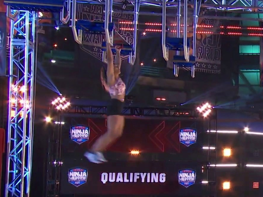 American Ninja Warrior: Qualifiers 4